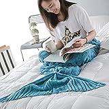 S&D Mermaid Blanket, Super Soft Girls Toys All