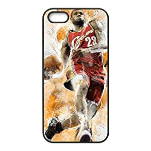 Lebron James iPhone 5 5s Cell Phone Case Black xlb-206394