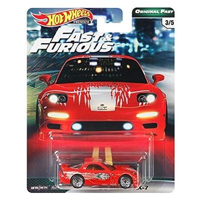 Hot Wheels Mazda RX7 FD: Toys & Games