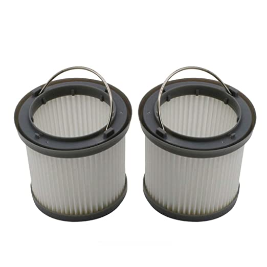 Hefine 2 Piezas/4 filtros de aspiradora para aspiradoras húmedas y ...