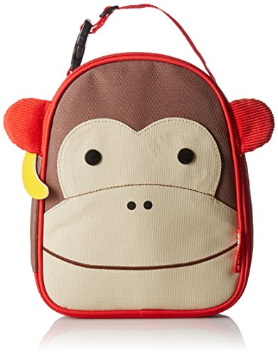 Kids Insulated Lunch Bag Monkey