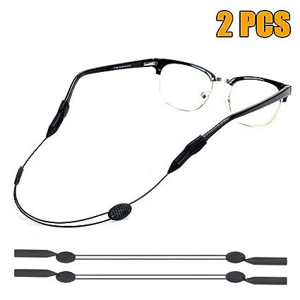 7b04ba2f76aa Amazon.com  Sport Glasses Strap for Man and Women