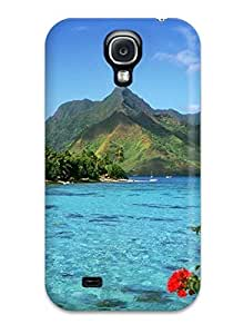 Galaxy S4 Cover Case - Eco-friendly Packaging(bora Bora)