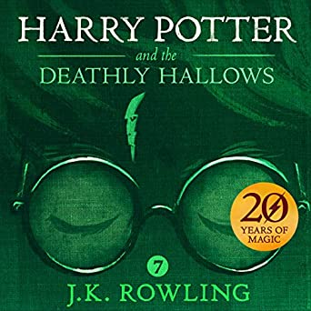 Harry Potter And The Deathly Hallows Book 7 Audible Audio Edition