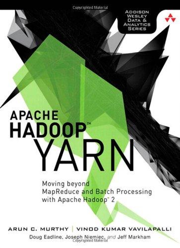 Apache Hadoop YARN Front Cover