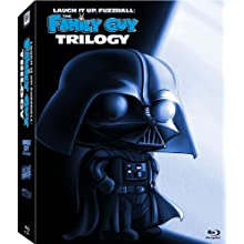 Laugh It Up, Fuzzball: The Family Guy Trilogy (It's a Trap! / Blue Harvest / Something, Something, Something, Darkside) [Blu-ray] (2010)