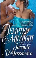 Tempted At Midnight (Berkley Sensation)