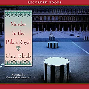 Murder in the Palais Royal Audiobook