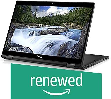 (Renewed) Dell Latitude 7389 13 3in 2-in-1 Convertible Touchscreen Laptop,  Intel Core i7-7600U 2 8GHz Dual-Core, 16GB DDR4, 256GB SSD, 802 11ac,