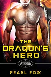 The Draqon's Hero: Scifi Alien Romance (Shifters of Kladuu Book 6)
