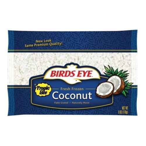 birds-eye-tropic-isle-fresh-flake-grated-coconut-6-ounce-12-per-case
