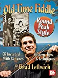 Round Peak Style Old Time Fiddle (Book and Cd Set)