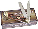 Dianova FBDG126BRBN Bulldog Little Trapper Brindle Tactical Folding Knives Review