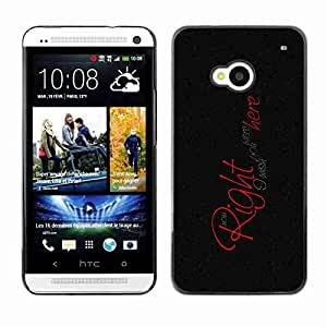 Planetar® ( Wish You Were Here ) Fundas Cover Cubre Hard Case Cover HTC One (M7)
