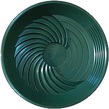 "Turbo Pan 1V_TP-16-GREEN 16"" Green Gold Pan Vortex Action"