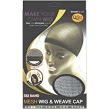 Silicon Band Mesh Wig & Weave Cap #5004