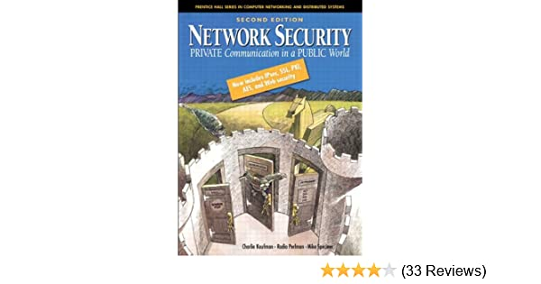 Network Security Charlie Kaufman Ebook