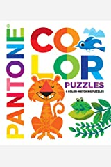 Pantone: Color Puzzles: 6 Color-Matching Puzzles Board book
