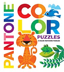 In this fourth PANTONE offering for the preschool set, children learn to match shades of each of the six basic colors in a self-correcting format. Each spread focuses on variations of a single color category (such as purple), featuring a fu...
