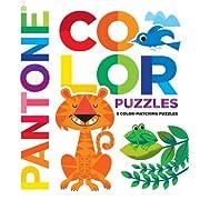 Pantone: Color Puzzles: 6 Color-Matching Puzzles