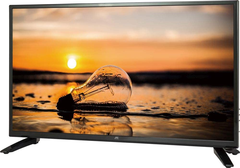 JTC LED TV Atlantis 2.4N FHD Smart Negro televisor LCD: Amazon.es: Electrónica