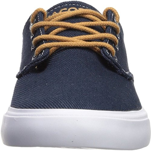 Youth Tan Navy Canvas Esparre Lacoste Trainers Navy 218 1 qvAHp1