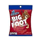 Allan Big Foot Original Gummy Candy, 5.00 Ounce (Pack of 12)