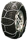 Quality Chain Diamond Back LT 5.5mm Link Tire Chains (Pull Chain Adjuster Style) (2335LW)