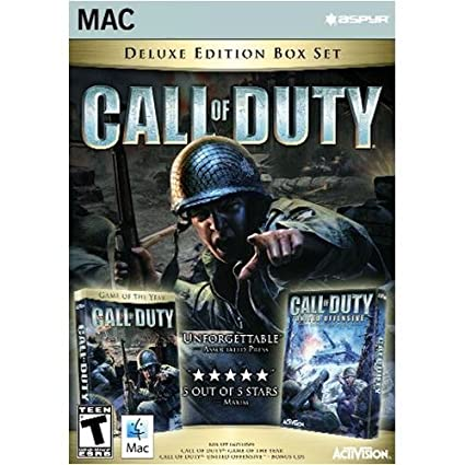 call of duty for mac download full version
