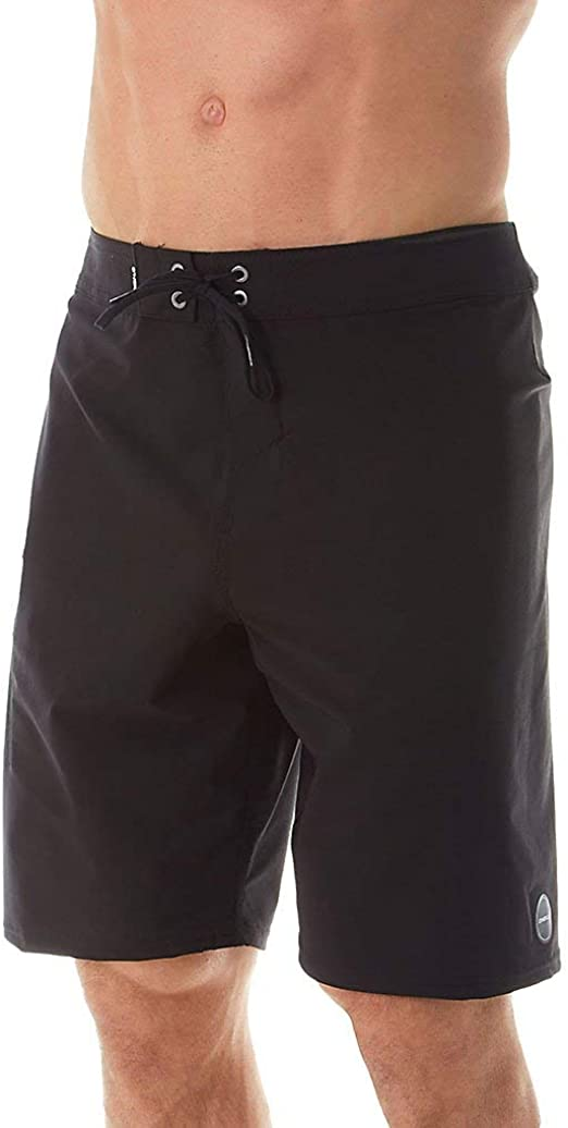 ONeill Mens Water Resistant Hyperfreak Stretch Swim Boardshorts 20 Inch Outseam