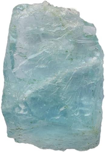 4 Pieces Lot AQUAMARINE RAW Size 6x4-8x5 mm Aquamarine High Quality Gemstone, Natural Aquamarine Raw Fancy Shape