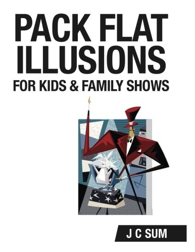 Pack Flat Illusions For Kids & Family Shows