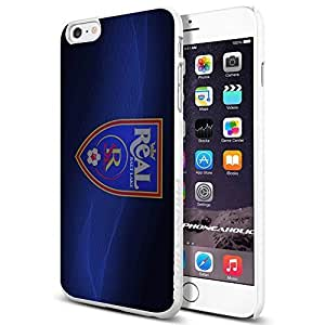 diy zhengSoccer MLS REAL SALT LAKE SOCCER CLUB FOOTBALL FC,Cool Ipod Touch 5 5th Smartphone Case Cover Collector iphone TPU Rubber Case White