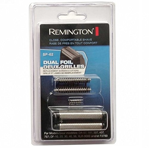 Remington SP62 Dual Foil and Cutter Pack by Remington HealthCentre