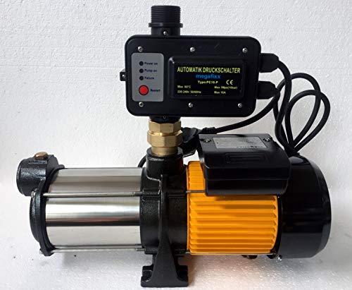 verkabelt Druckschalter mit Trockenlaufschutz Pumpensteuerung megafixx PC13