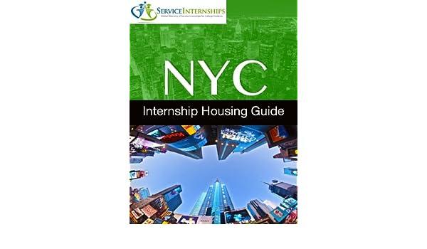 Amazon com: Guide to Internship Housing in New York City