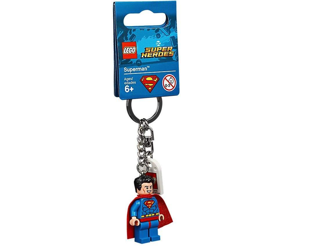 LEGO Super Heroes: Superman Llavero