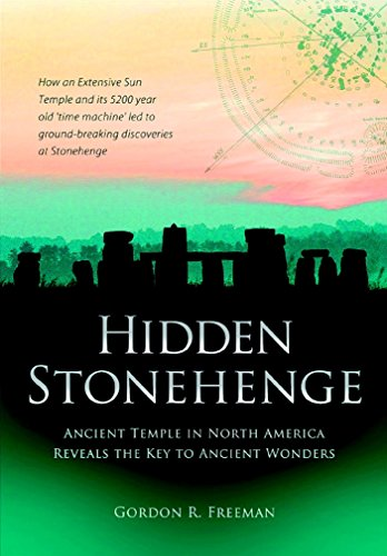 B.o.o.k Hidden Stonehenge: Ancient Temple in North America Reveals the Key to Ancient Wonders<br />Z.I.P