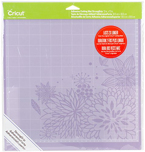 "Cricut Strong Grip Mat, 12""x12"", 1 Mat"
