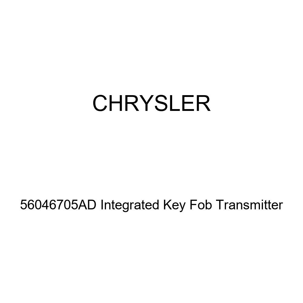 Chrysler Genuine 56046705AD Integrated Key Fob Transmitter