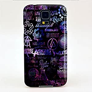 All Band Sleeping with Sirens All Time Low Blink Pierce the Veil for Iphone and Samsung (Samsung Galaxy S5)