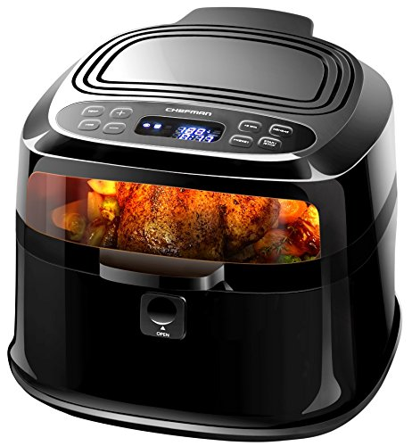 Chefman 6.5 Liter/6.8 Quart Fryer Function for The Perfect F