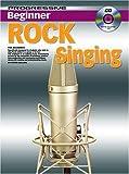 img - for Progressive Beginner Rock Singing book / textbook / text book