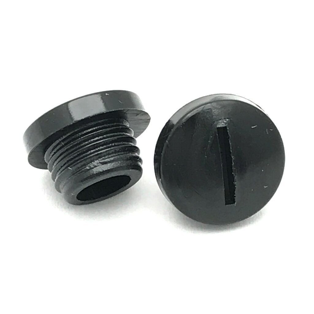 Set Of 2, Carbon Brush Cap #193543 For 221 Featherweight, 301 Sewing Machines Cutex B3103-804-0A0