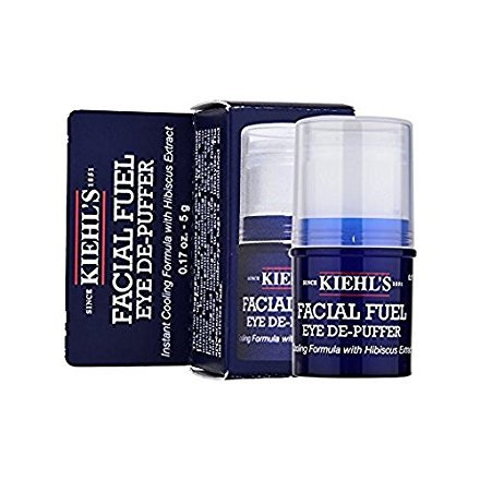 Facial Fuel Eye De Puffer for Men, 0.17 Oz