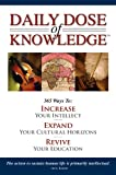 img - for Daily Dose of Knowledge book / textbook / text book
