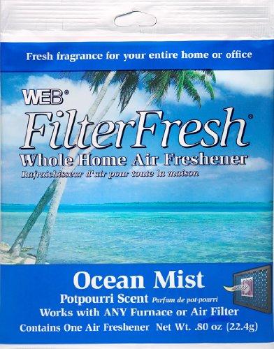 Nice WEB FilterFresh Whole Home Ocean Mist Air Freshener. NewFreeShipping.  $2.25$3.17 Amazon. Scented