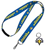 WinCraft Bundle 2 Items: Morehead State Eagles 1 Lanyard and 1 Key Ring
