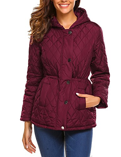 Quilted Riding Jacket - 5