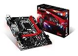MSI Gaming Intel Skylake B150 LGA 1151 DDR4 USB 3.1 Micro ATX Motherboard (B150M Gaming Pro)
